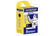Chambre à air MICHELIN Airstop Butyl 26x1.6-2.1 Presta 40mm